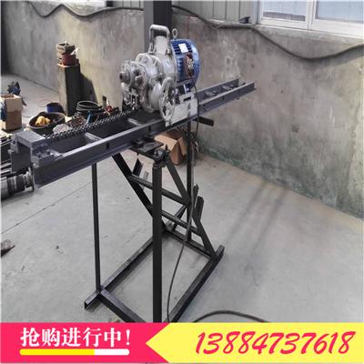 KHYD岩石电钻水平倾斜岩石电钻强力水平打孔钻机