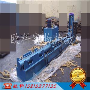 欧科机械锚杆调直机矿用锚杆拉直机供应锚杆调直机
