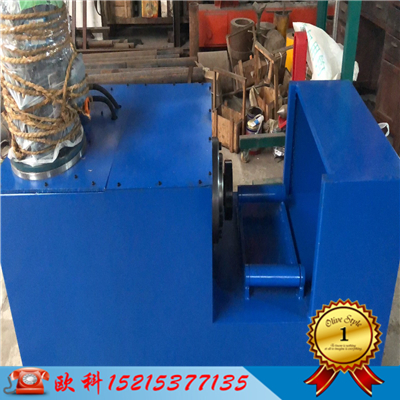 钢筋液压矫正机钢轨液压校直机欧科YJZ系列液压校直机