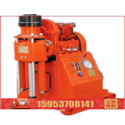 架柱式液压回转钻机厂家低价促销ZYJ270/180煤矿井下探水架柱钻机