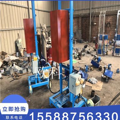 供应百米液压勘探钻机家庭用打水井便携式水井钻机