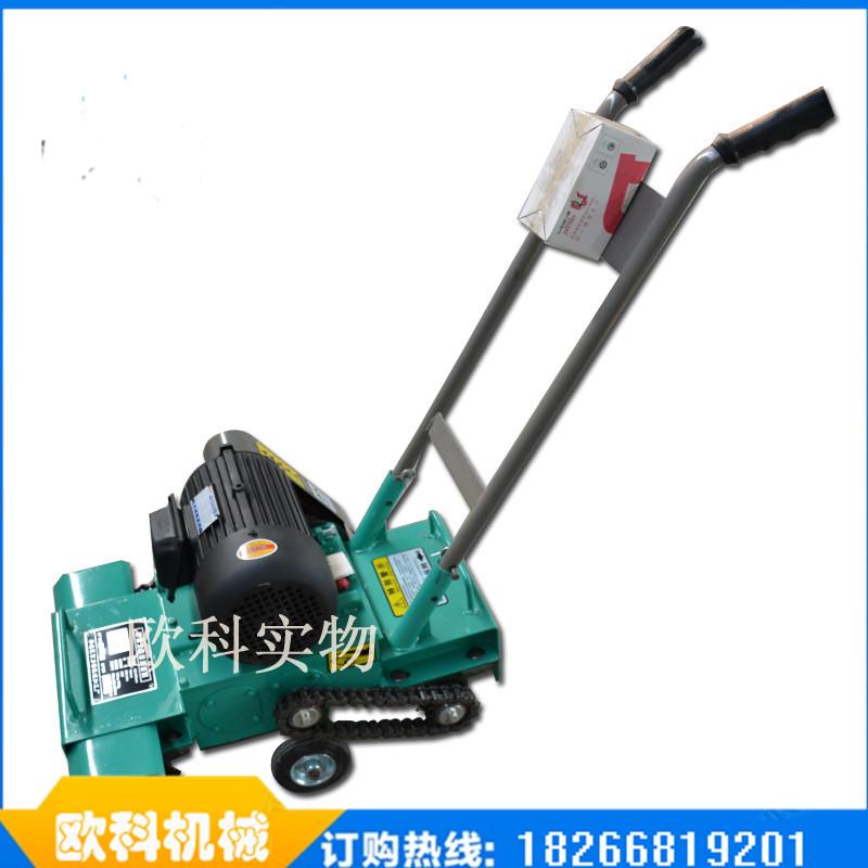 地坪水泥清渣机混凝土地面清渣机手推楼地面磨灰机