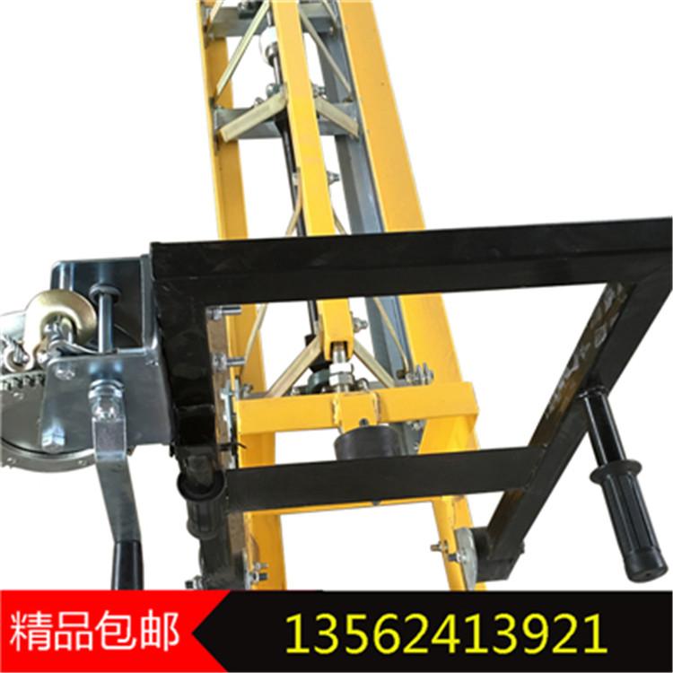 可拆装混凝土振动梁水泥混凝土振动梁铝合金混凝土振动梁