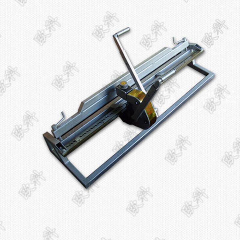 A6-1200不跑钉杠杆式钉扣机手拉式皮带钉扣机