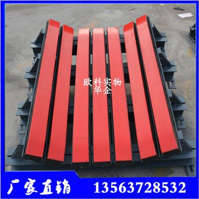 输送机缓冲带阻燃缓冲条输送机用缓冲床价格