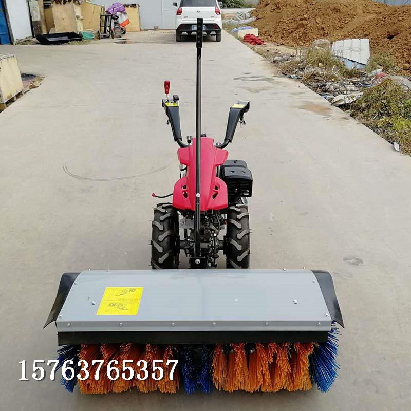 小型清雪机械防滑效果很好的一机多用清雪机