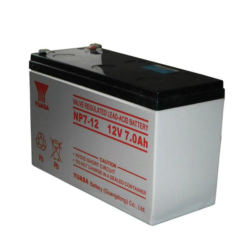 大连汤浅免维护蓄电池NP7-12