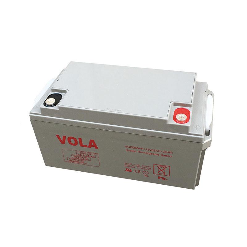大连VOLA沃勒UPS蓄电池6GFM65