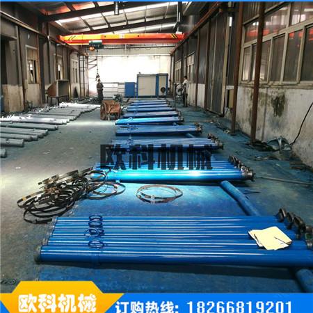 矿用单体液压支柱使用DWX悬浮式单体液压支柱