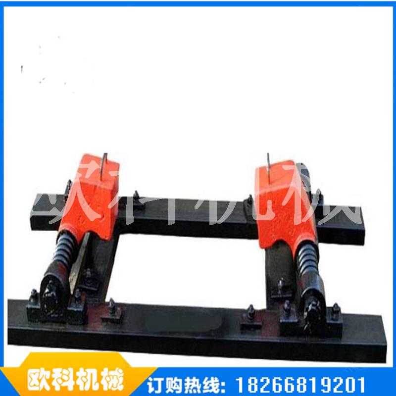 手动通用型阻车器煤矿液压阻车器矿用停车电动阻车器