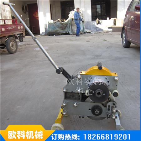 多功能皮带切割机矿井下输送带切割机输送带专用手动切割机
