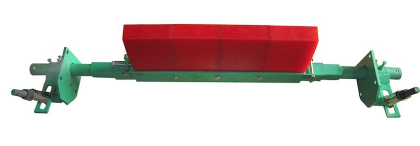 清扫器皮带机清扫器输送带清扫器聚氨酯刮砂板耐磨清扫器H