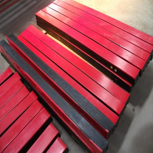润滑阻燃缓冲条皮带机缓冲床定制厂家生产销售缓冲条