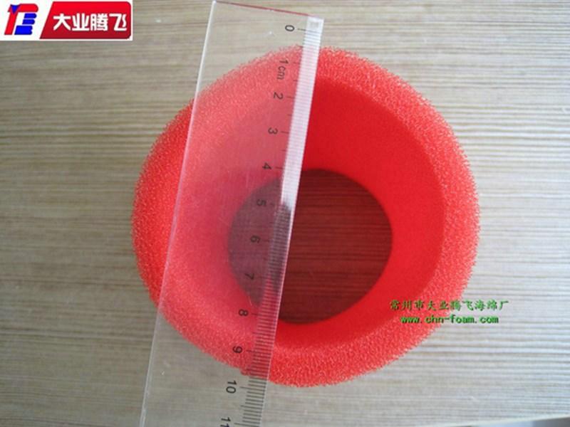 汽摩配件海绵滤芯泡棉