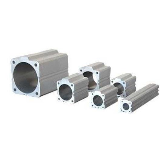 铝型材气缸管6063/6061气动阀门壳体