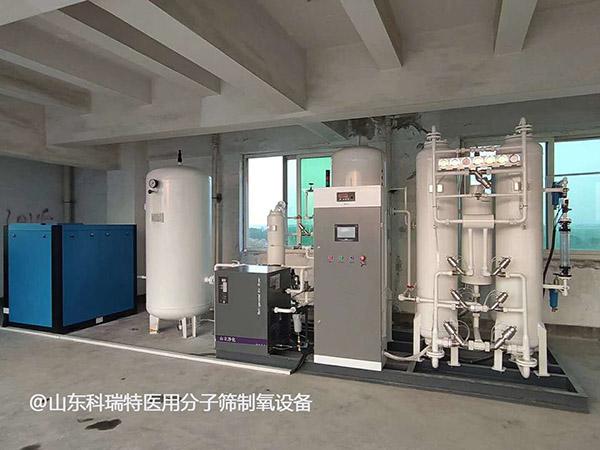 高温高湿型医用制氧机5立方医用山东制氧机厂家