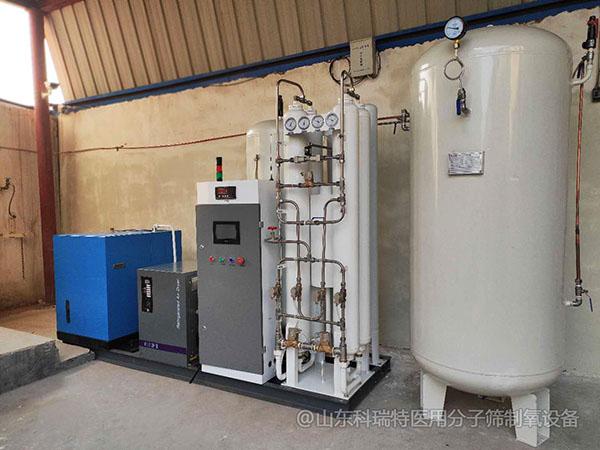 医用分子筛制氧机10立方规格医用制氧机品牌厂家