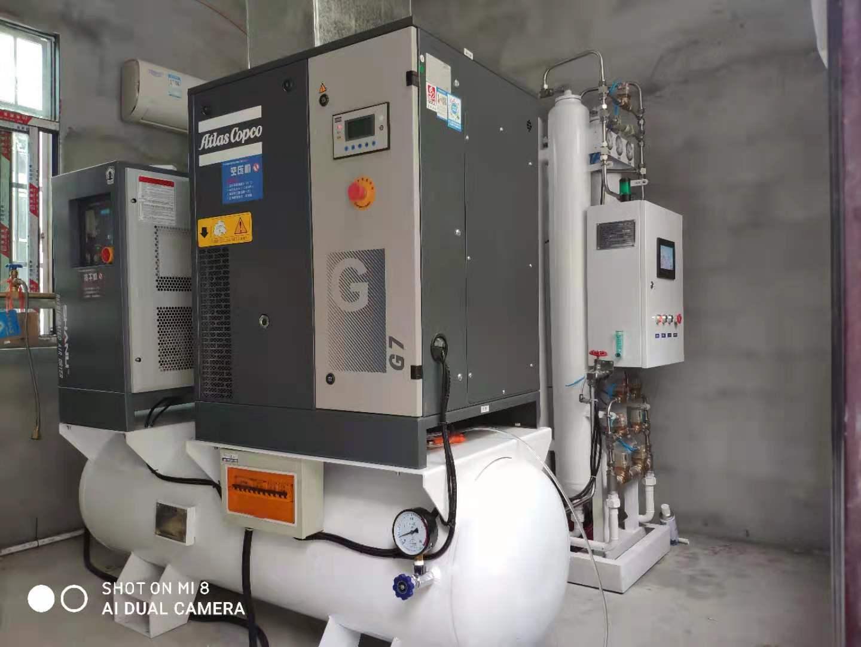 医用分子筛制氧设备乡镇医院医用制氧机
