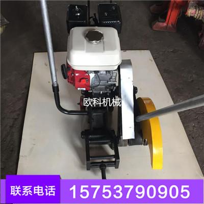 钢轨切割机型号钢轨锯轨机