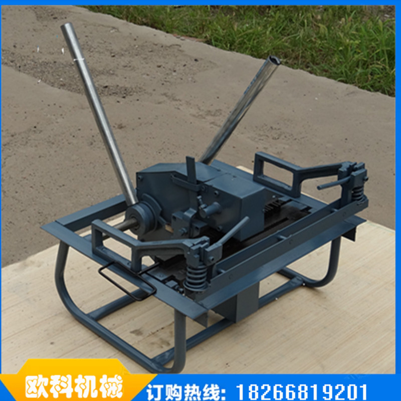 矿用输送带钉扣机DGK4-1400皮带拉杆钉扣机