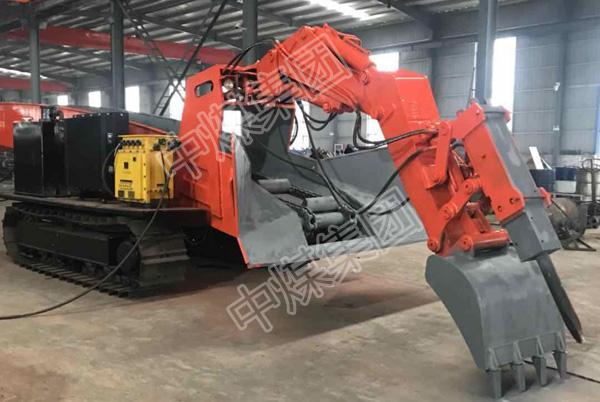 中煤机械扒渣机矿用扒渣机供应商轮式扒渣机采购