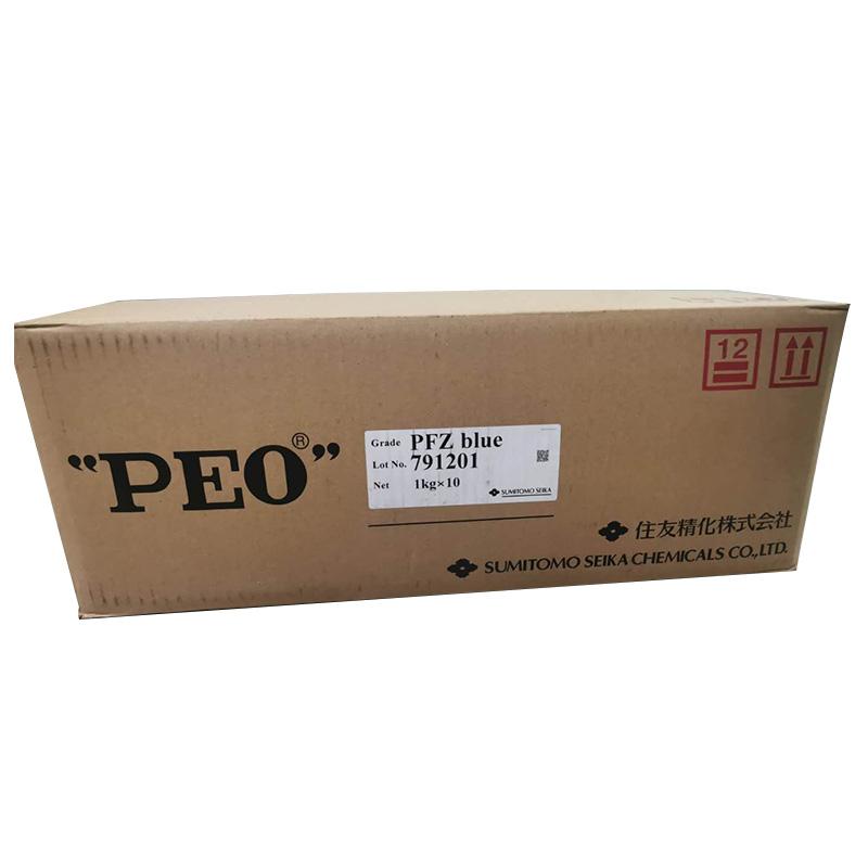 日本住友水溶性拉丝剂增稠剂PEG-90M化妆品原料聚氧乙烯1公斤起批