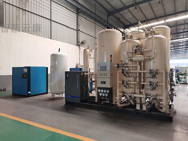 医用分子筛制氧设备3.5立方医用制氧机山东医用制氧机生产厂家