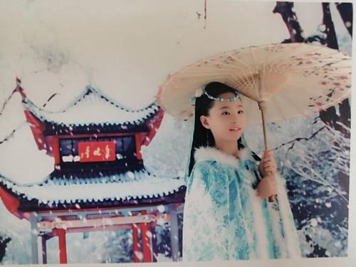 时间银行•商帝国董荣天,一个追梦的女孩